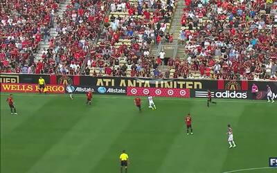 Argentino Acosta le da la ventaja a DC United