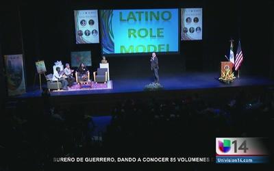 Latinos comparten sus historias de éxito