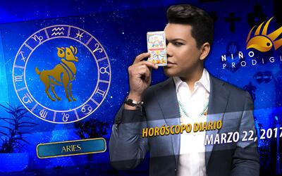 Niño Prodigio - Aries 22 de marzo, 2017