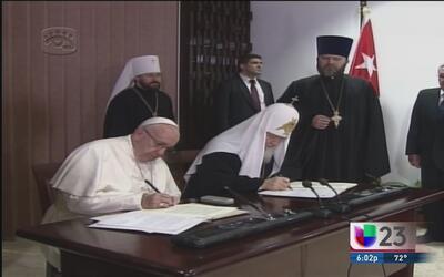 Hace historia reunión de líderes religiosos en La Habana