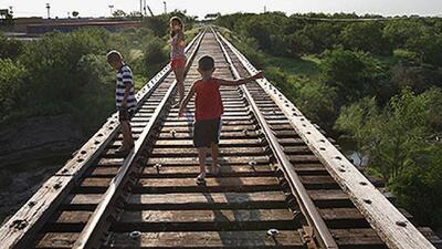 Crisis en Texas por el paso de niños indocumentados