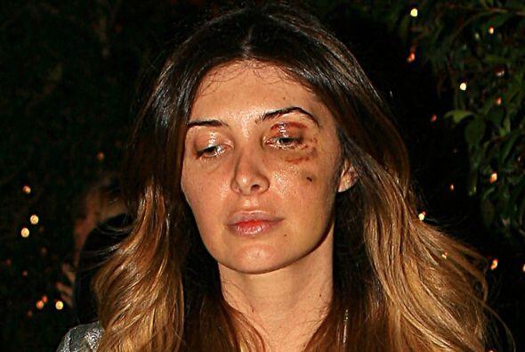 La modelo Brittny Gastineau, ex novia de Luis Miguel, recibió tremenda g...