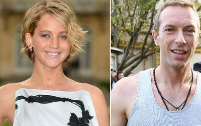 Jennifer Lawrence y Chris Martin van muy enserio, se les vio de cita en...
