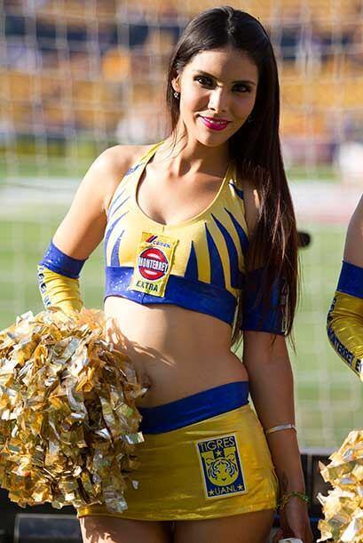 Vota por las porristas del Tigres vs. Atlas del Clausura 2014 de la Liga...