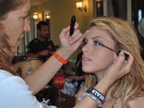 Las concursantes de Nuestra Belleza Latina recurren a los mejores cosm&e...