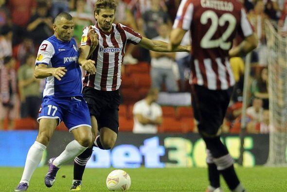 Otro representante español, el Athletic de Bilbao, que es el actual subc...