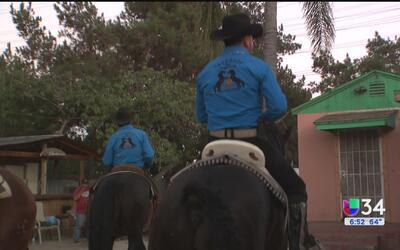 Los vaqueros urbanos de Compton