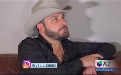 "A Saúl ""El Jaguar"" no le gustan los narcocorridos"