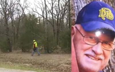 El FBI y los Texas Rangers se unen a la búsqueda del exbombero desaparec...