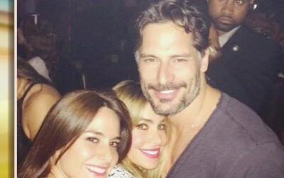 Sofía Vergara sigue pasándola de lo lindo con su Joe Manganiello