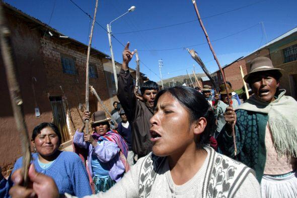 El representante de UNICEF en Perú recordó que la maternid...