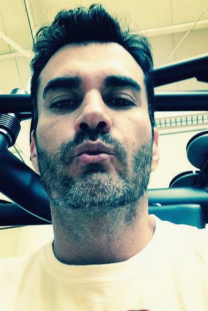 ¡Beso, beso, beso! Esos labios están para que lo besemos.
