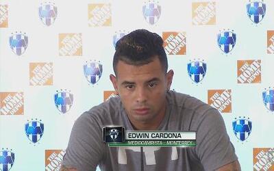 Cardona: 'Osorio es un gran técnico y aportaría mucho al Tri'