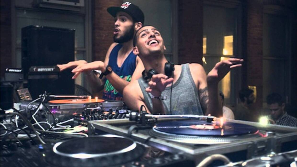 The Martinez Brothers