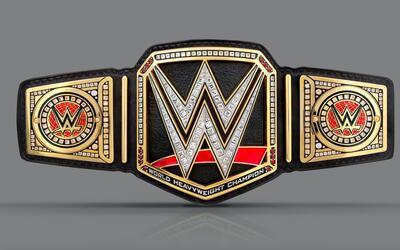La WWE aún no revela cómo se verá el cinturó...