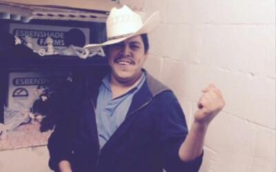 Benito Martínez tiene 32 años y desapareció el martes 12 de julio.