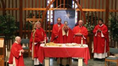 Obispos católicos en Estados Unidos.