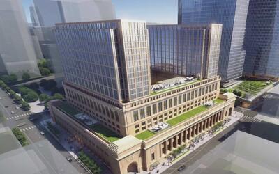 Con ambicioso y multimillonario proyecto, remodelarán la Union Station d...
