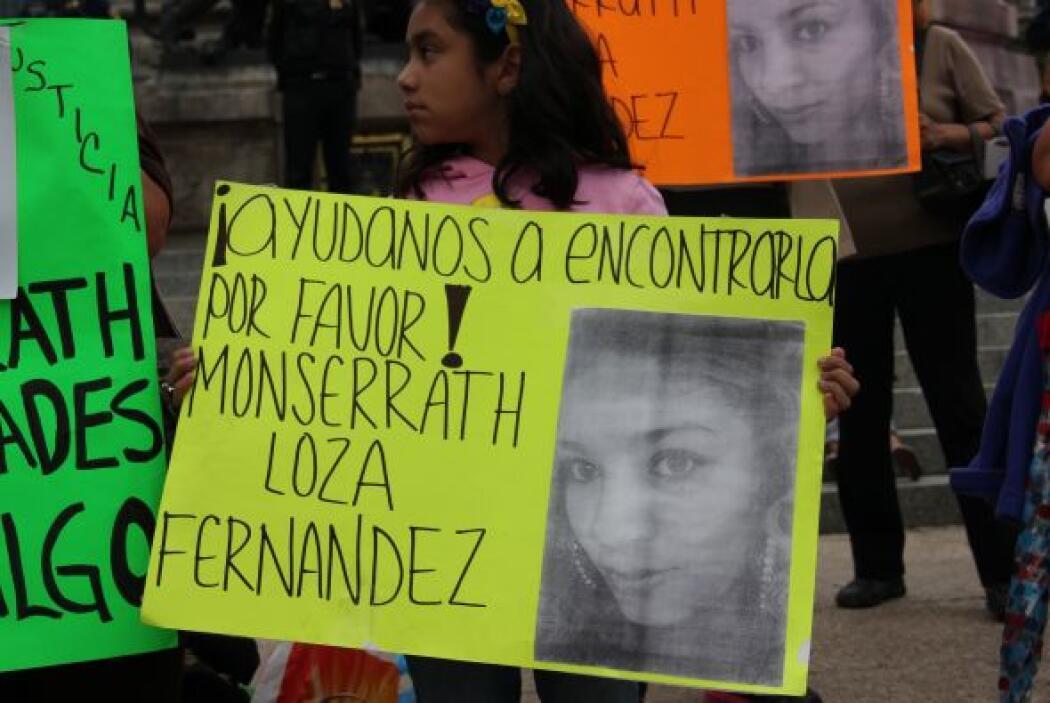 Los familiares de las víctimas comenzaron a hacer diversas marchas para...