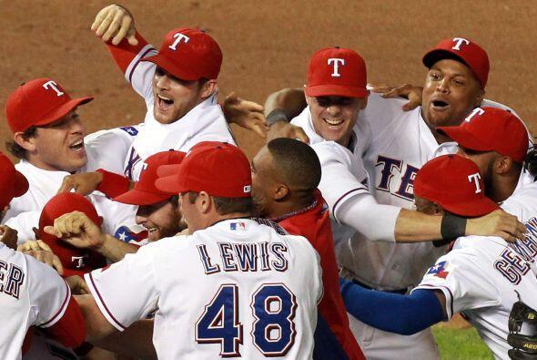 "Rangers de Texas "" Tras dos derrotas consecutivas en la Serie Mundi..."