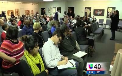 Residentes del condado Pitt hacen un llamado a la unidad tras la elecció...