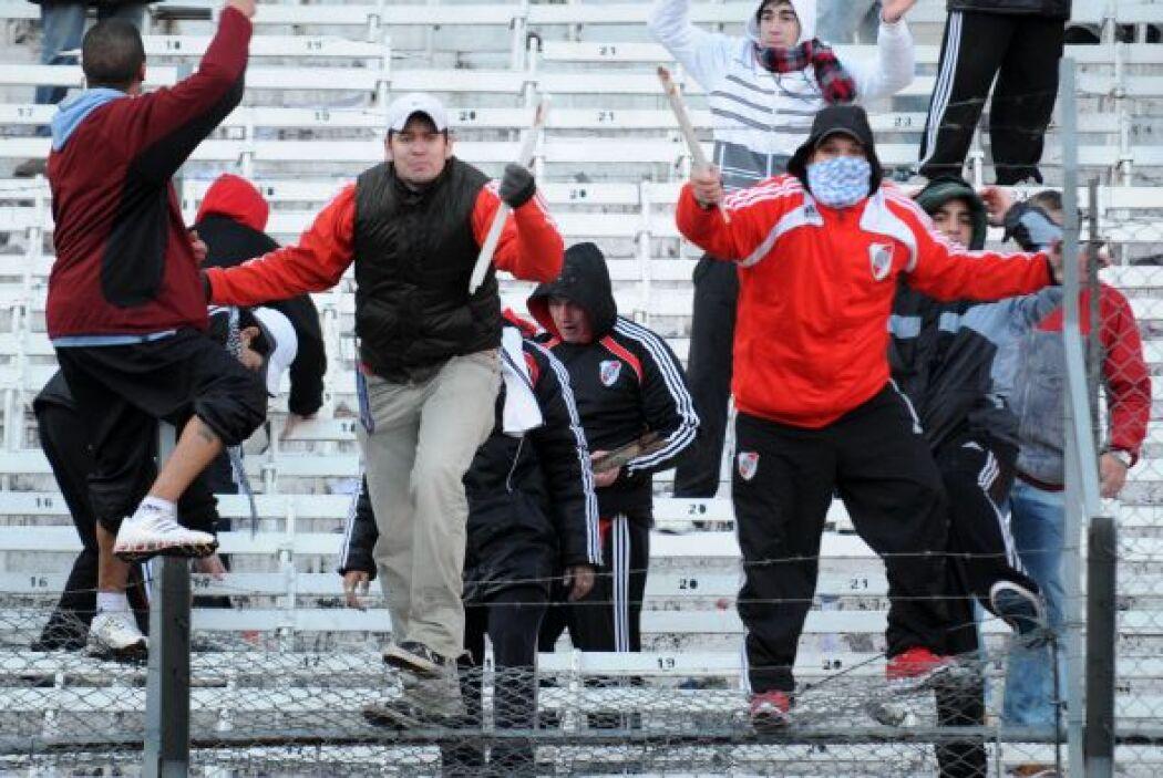 La AFA ya ha anticipado que el club no podrá jugar en su estadio por est...