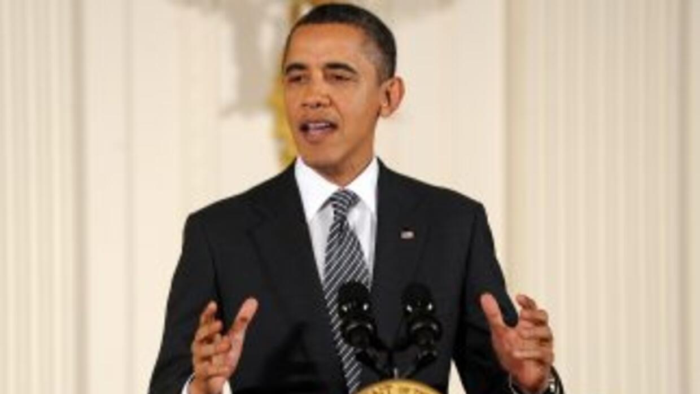 Barack Obama pidió al Congreso $234 millones para continuar con la lucha...