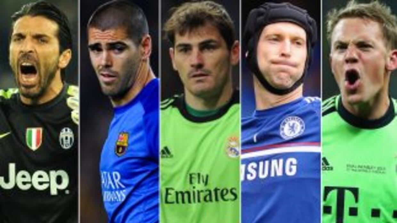 Durante laGala de la FIFA del 13 de enero se conocerá quien de estos ci...