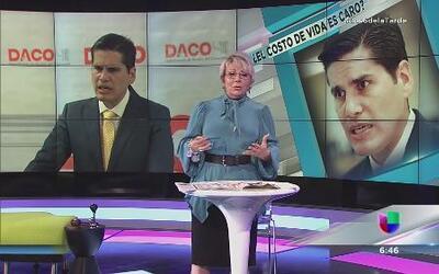 Ángela Meyer le sale al paso a Nery Adames