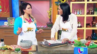 Chiquis preparó la receta favorita de Jenni Rivera