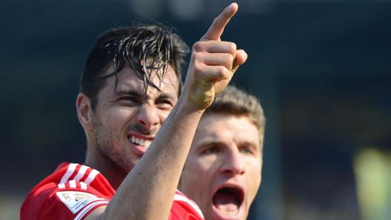 Pizarro, de 35 años, seguirá bajo la disciplina bávara.