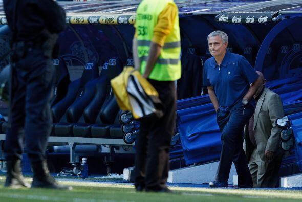 Así finaliza la era Mourinho. Tres años con una Liga, una Copa y una Súp...