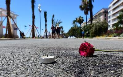 El atacante de Niza no actuó solo