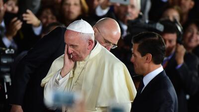 Papa Francisco en México