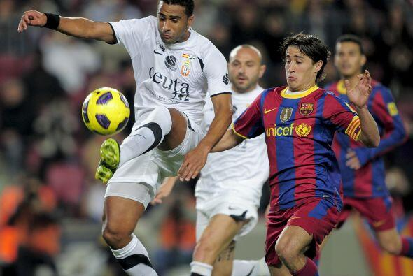 El Ceuta no parecía un rival que ofreciera mayor resistencia, pes...