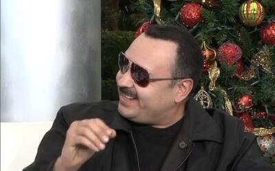 Pepe Aguilar admitió que su familia no es muy dadivosa en Navidad pero s...