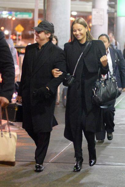 Luismi y su novia ya llevan más de un año juntos. Aqu&iacu...