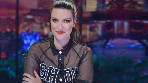 Laura Pausini, la más sentimental del panel de jueces de La Banda
