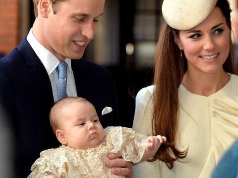 Desde que el príncipe Williams fue bautizado en 1982, el sacramen...