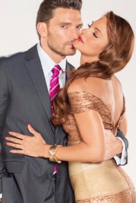 Patricio y Silvana (Mariana Seoane) son la pareja de villanos perfecta.