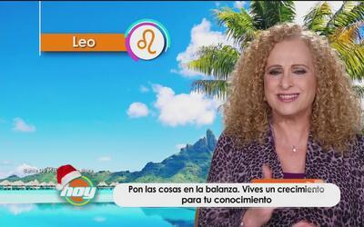 Mizada Leo 30 de noviembre de 2016