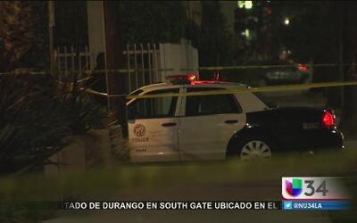 Autoridades identifican víctimas de tiroteo