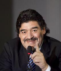 Diego Maradona estará en el cierre de campaña del Nicolás Maduro para lo...