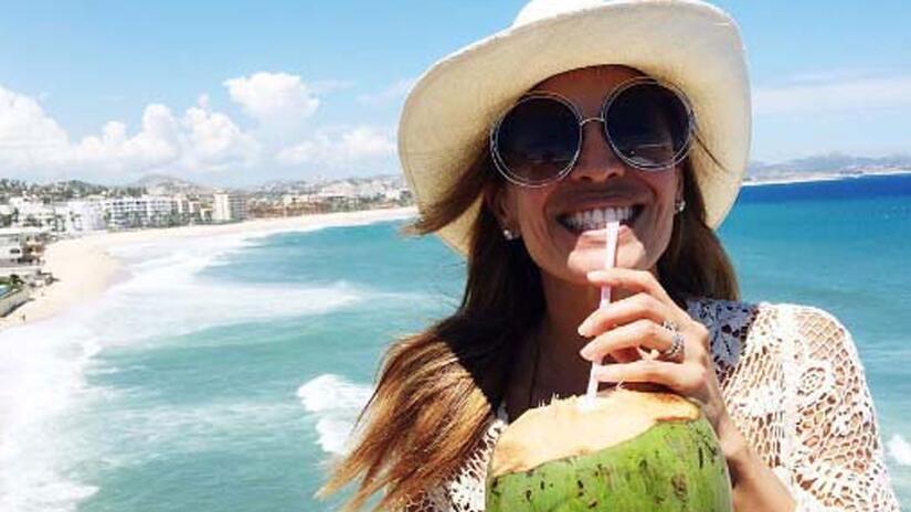 Karla MArtínez en Los Cabos