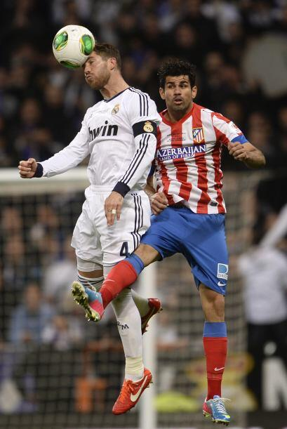 Desde el silbatazo inicial el Atlético buscó irse al frent...