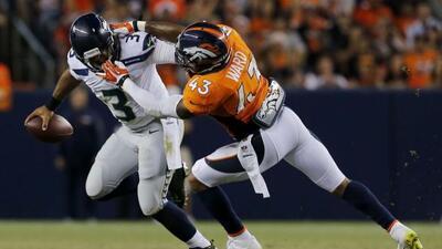 Denver vs. Seattle para la Semana 3 (AP-NFL).
