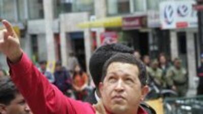 Chávez falleció el pasado día 5 a los 58 años tras más de 20 meses de lu...