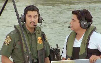 DAM Orlando en el Río Bravo
