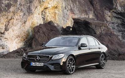 Mercedes-AMG E43 2017