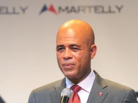 Michel Martelly es el nuevo presidente de Haití. Los resultados p...